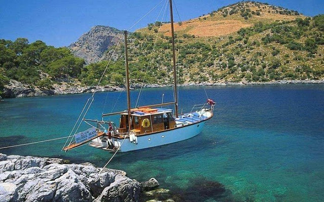 private boats fethiye